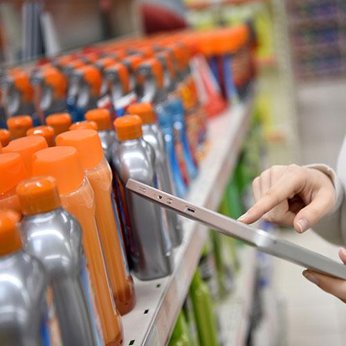 Wholesale-stocking